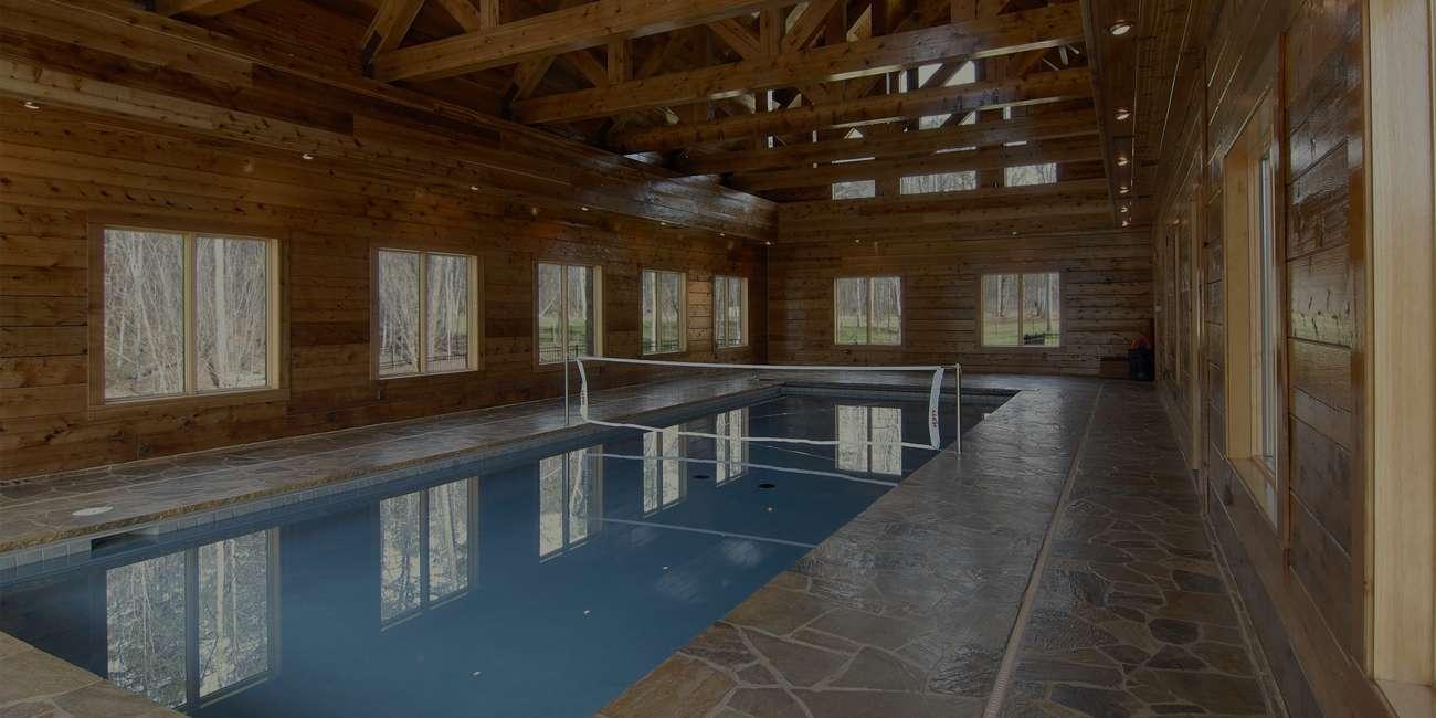 Indoor pool audio