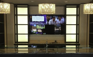 Home Audio/Video media wall