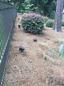 Landscape speakers system Mooresville, NC